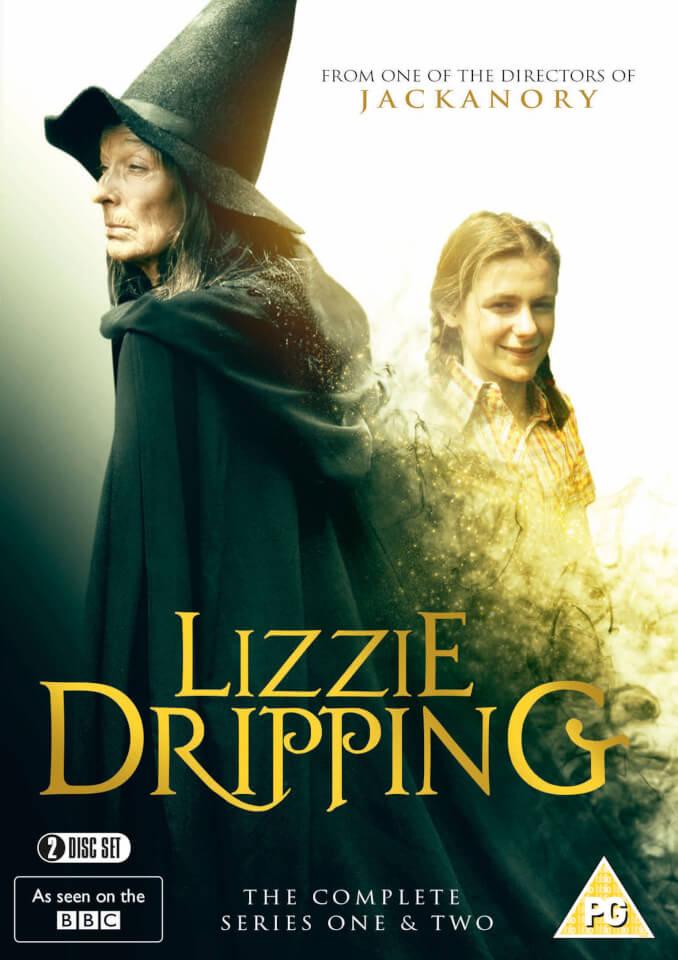 Lizzie Dripping & Lizzie Dripping Rides Again (1973)