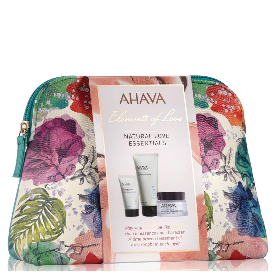 AHAVA Natural Love Essentials Set (Worth $111)