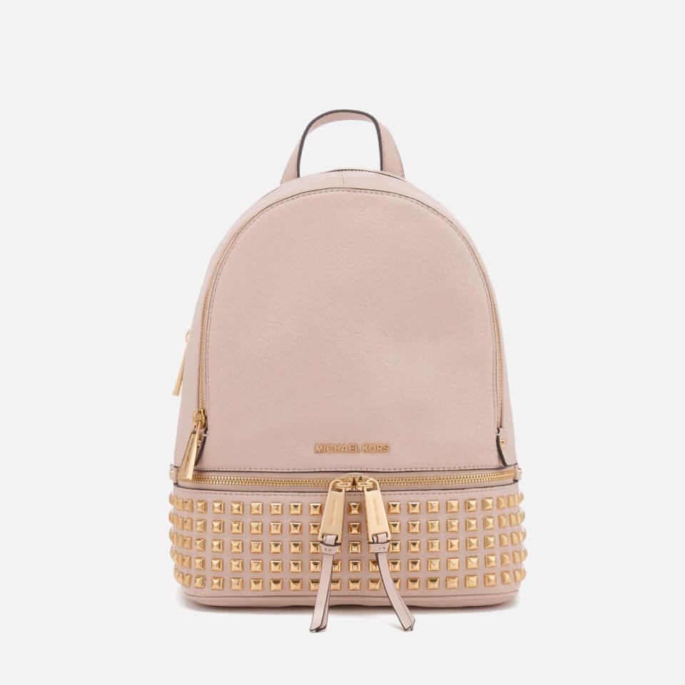 72157dd90576 MICHAEL MICHAEL KORS Women's Rhea Zip Medium Stud Backpack