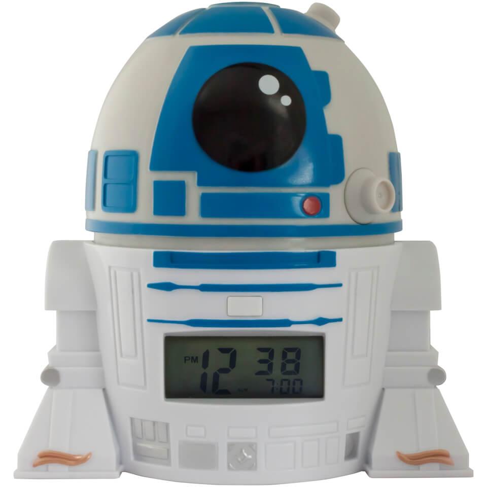 BulbBotz Star Wars R2 D2 Clock