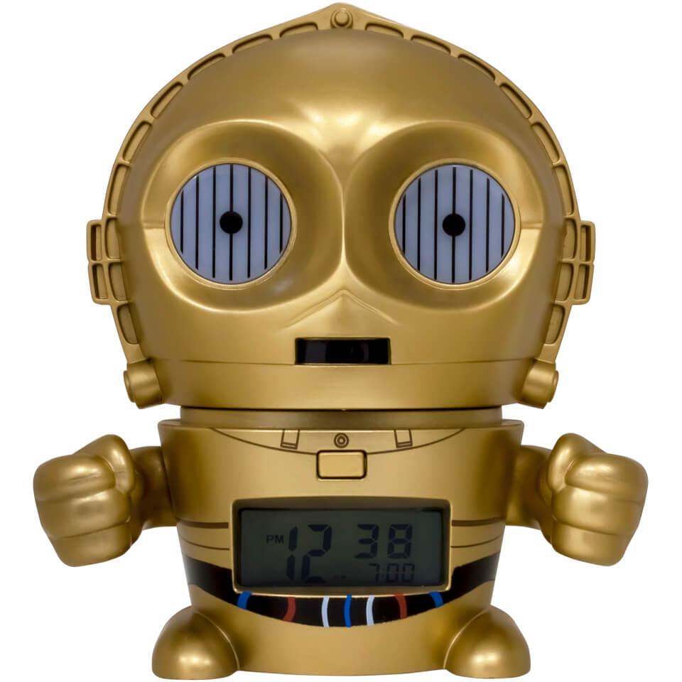 BulbBotz Star Wars C 3PO Clock