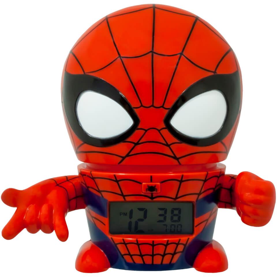 BulbBotz Marvel Spider Man Wecker