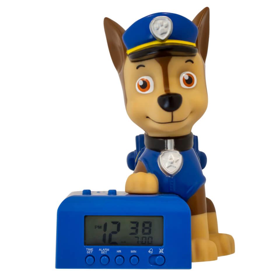 BulbBotz Paw Patrol Chase Wecker