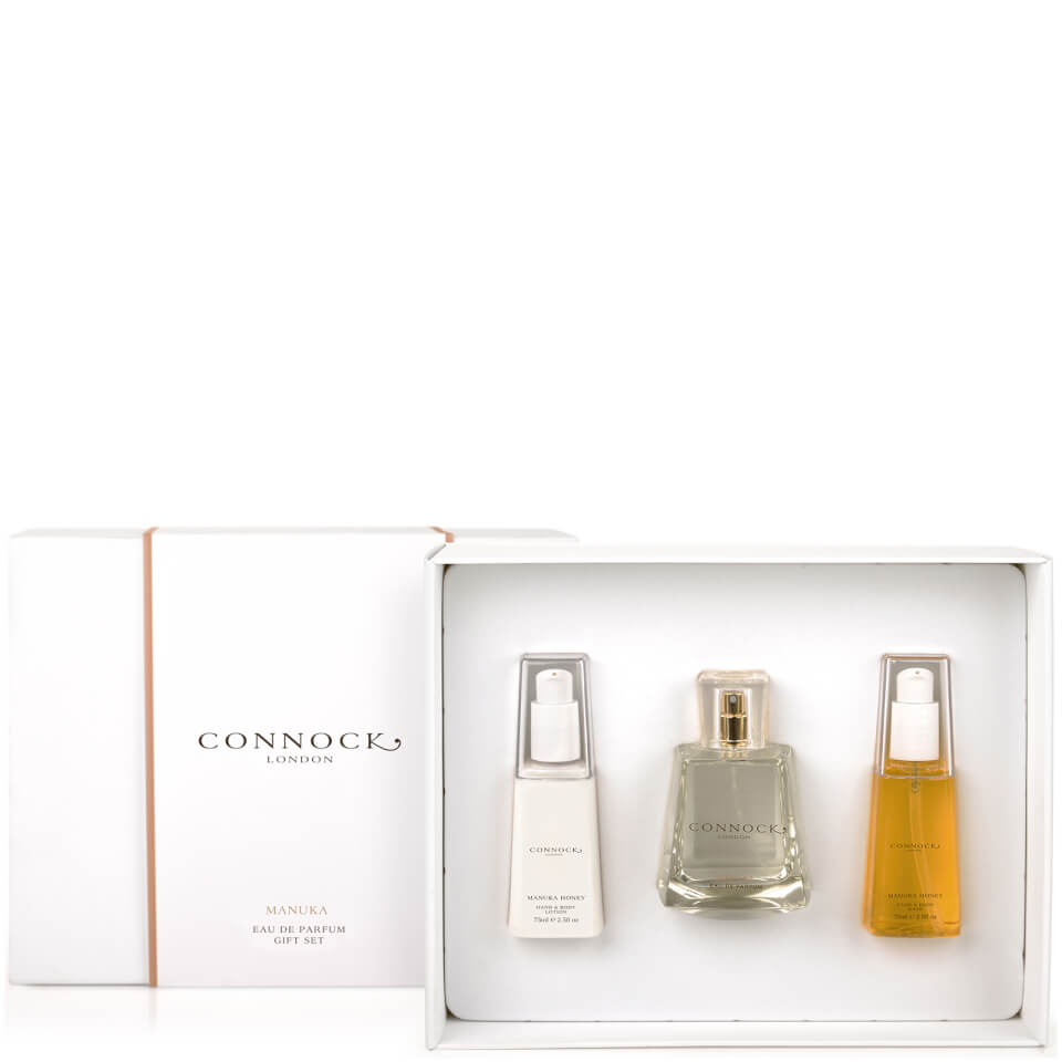 Connock London Manuka Eau de Parfum Gift Set