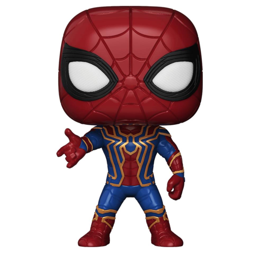 Marvel Avengers Infinity War Iron Spider Pop Vinyl Figure