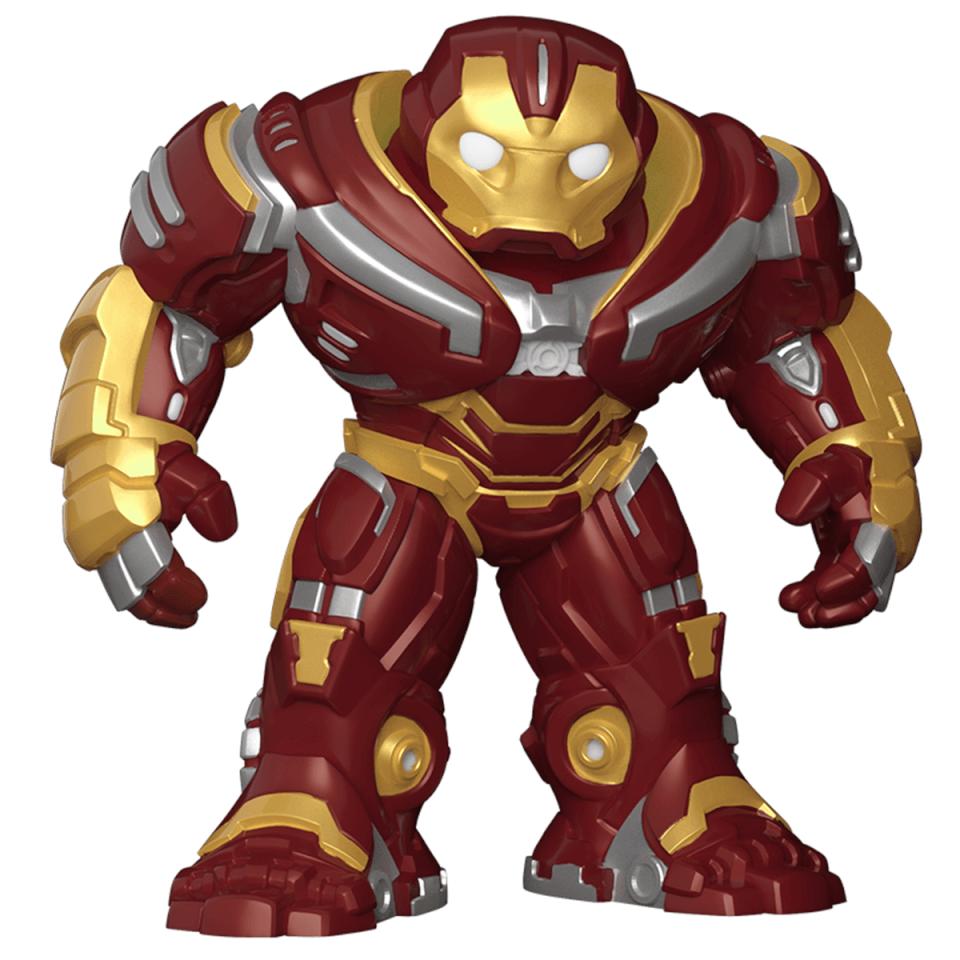 Nützlichfanartikel - Marvel Avengers Infinity War Hulkbuster 6 Inch (15 cm) Pop! Vinyl Figur - Onlineshop Sowas Will Ich Auch