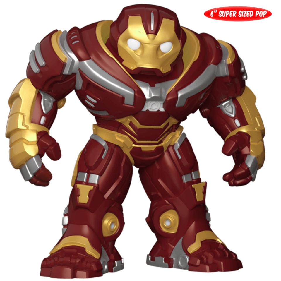 Marvel Avengers Infinity War Hulkbuster 6 Inch (15 cm) Pop! Vinyl Figur