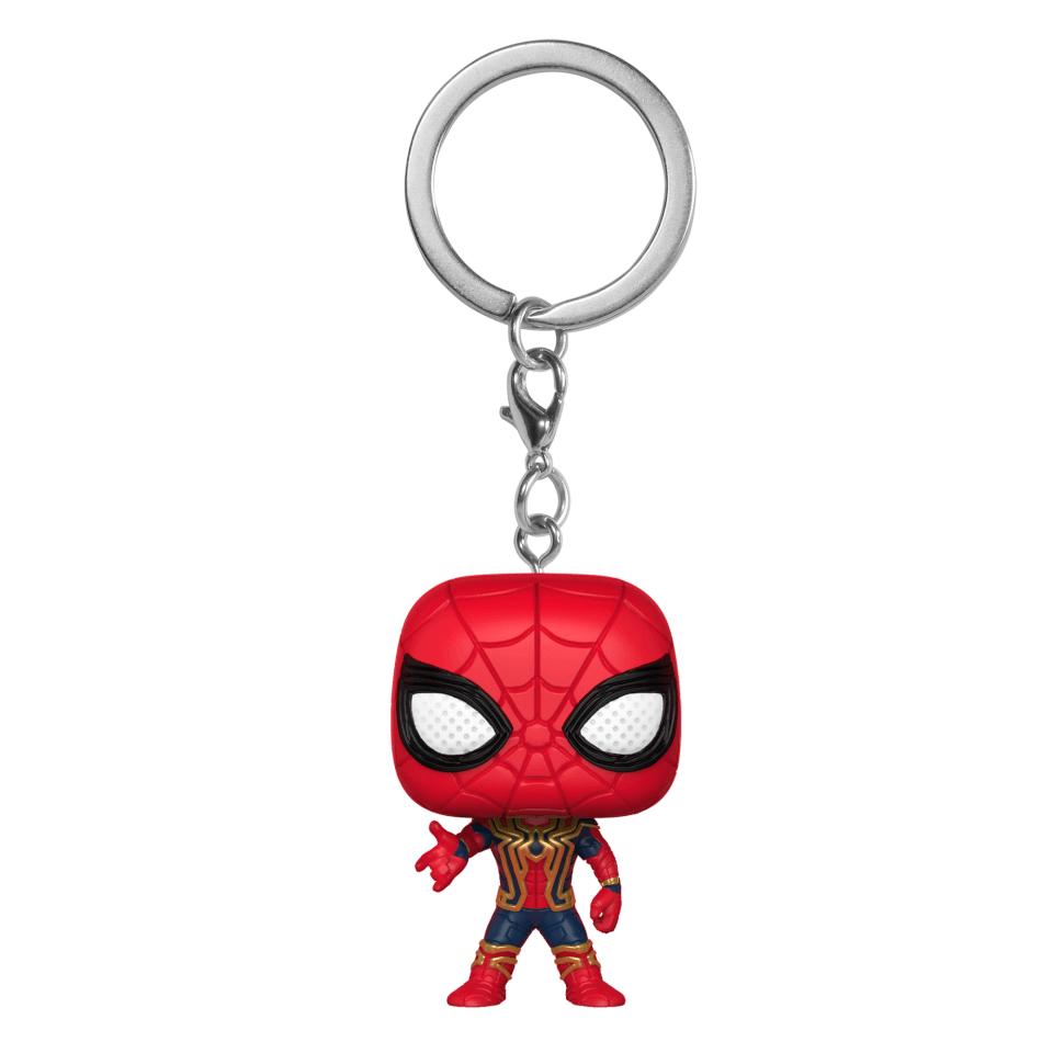 Marvel Avengers Infinity War Iron Spider Pop! Vinyl Schlüsselanhänger