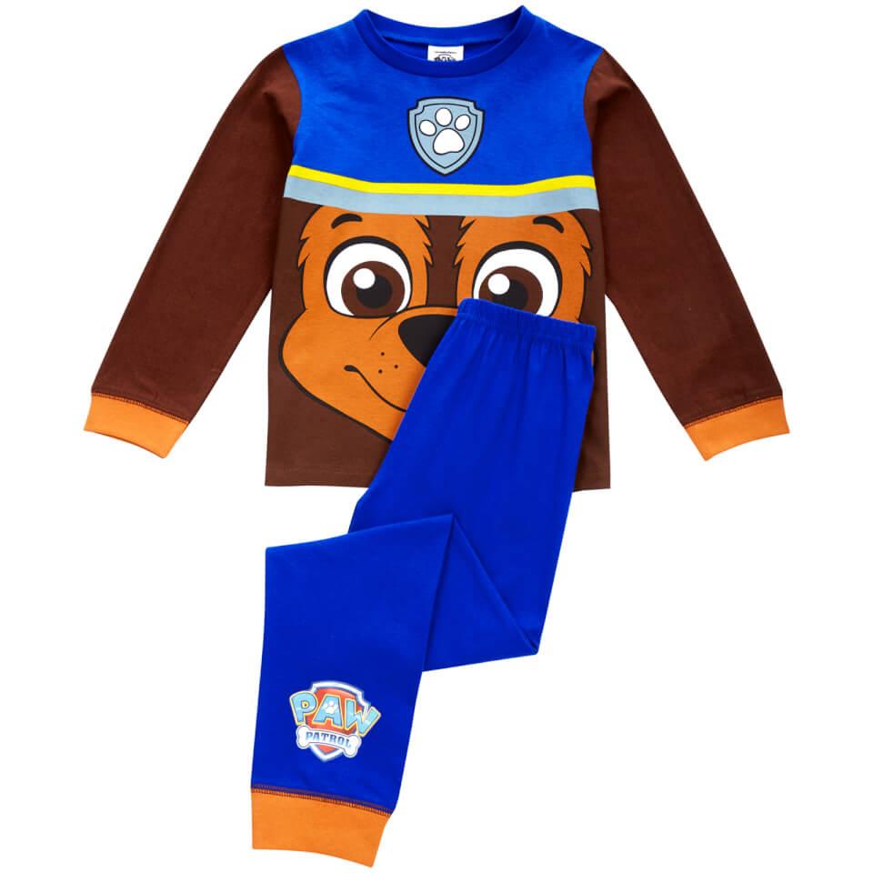 Paw Patrol Boys' Chase Novelty Pyjamas Blue 4 5 years Blau