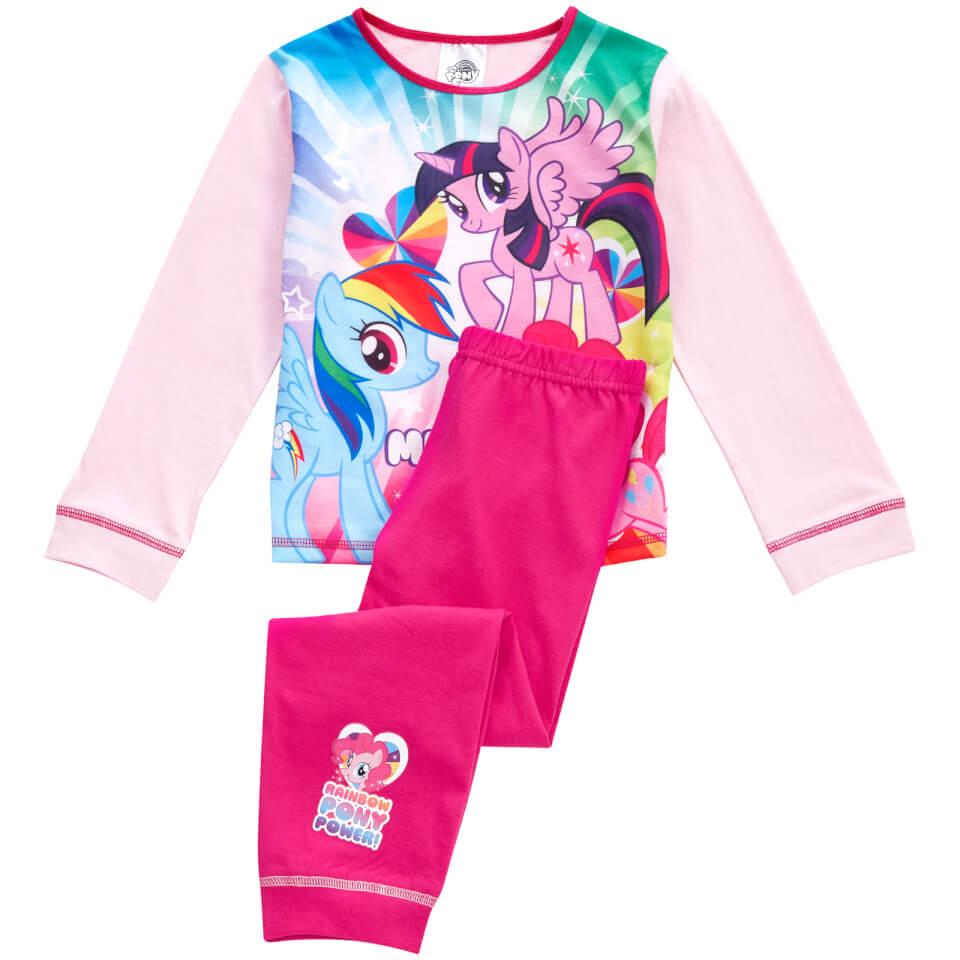 Pijama My Little Pony - Niña - Rosa - 18-24 months - Rosa