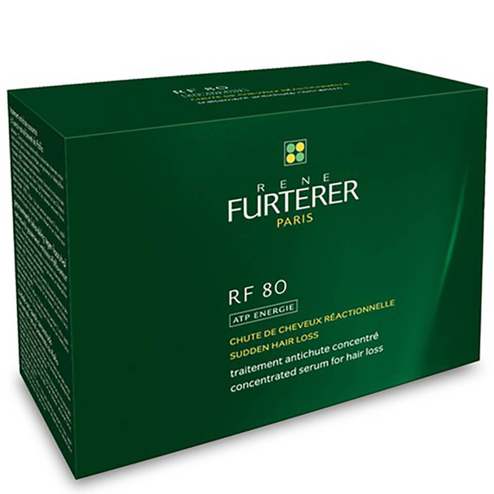 René Furterer RF 80 ATP Energie Haarkur 12x