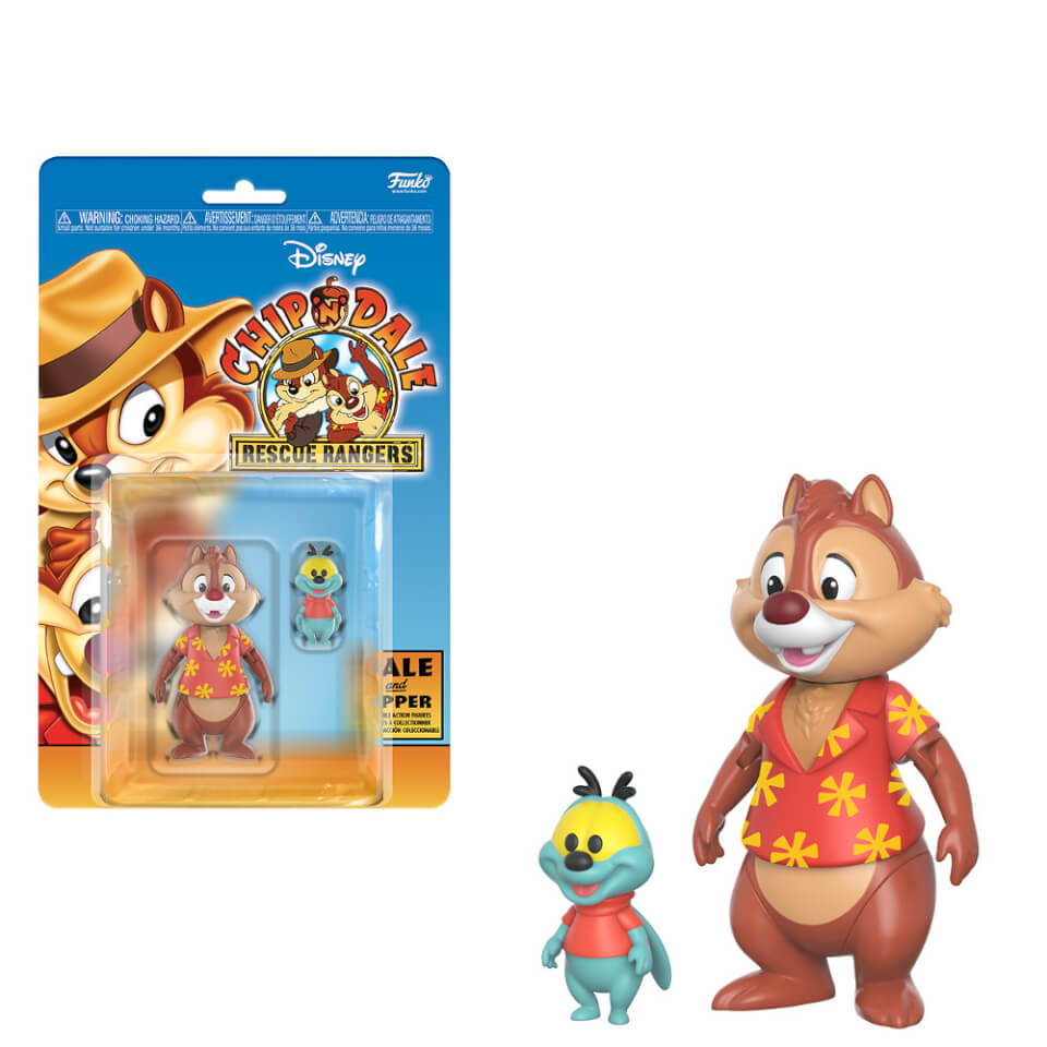 Disney Afternoon Dale Action Figure