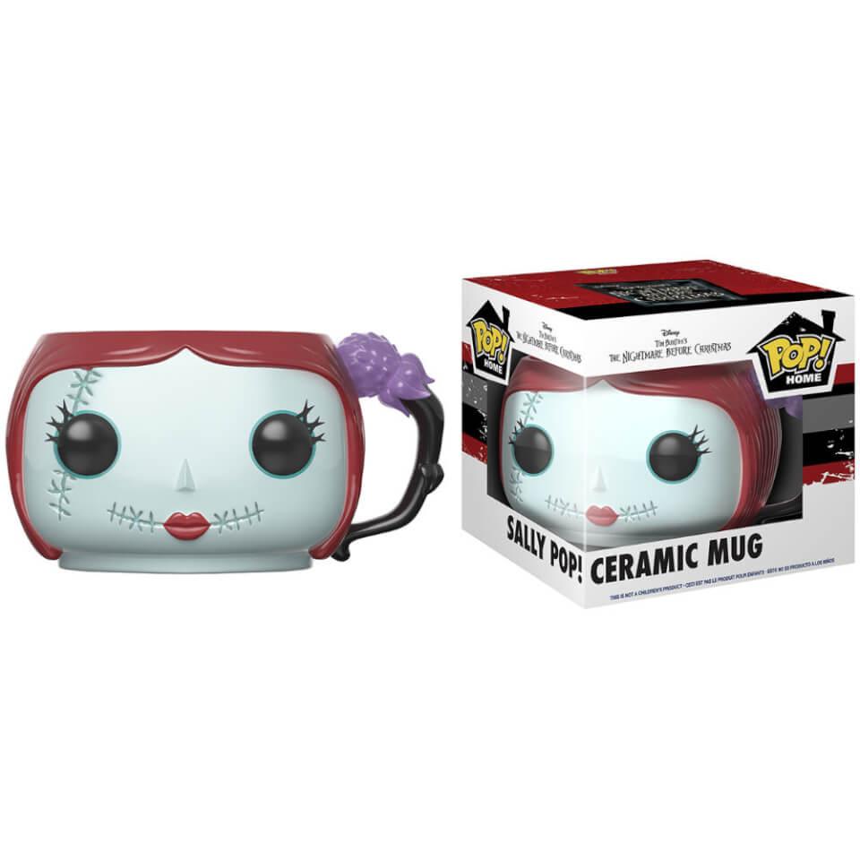 The Nightmare Before Christmas Sally Pop! Home Mug | Pop In A Box US