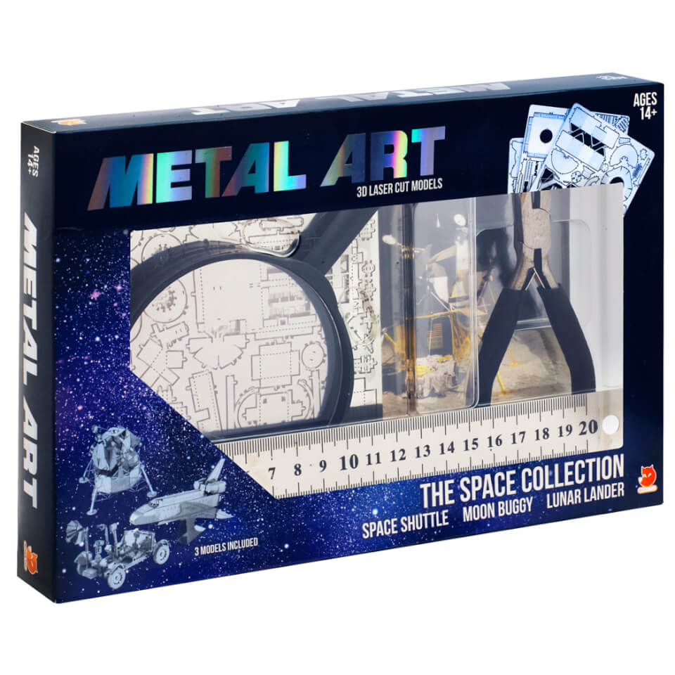 Metal Art: The Space Collection
