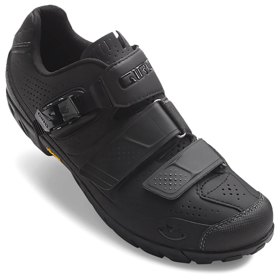 Giro Terraduro HV MTB Cycling Shoes - Black | Shoes and overlays
