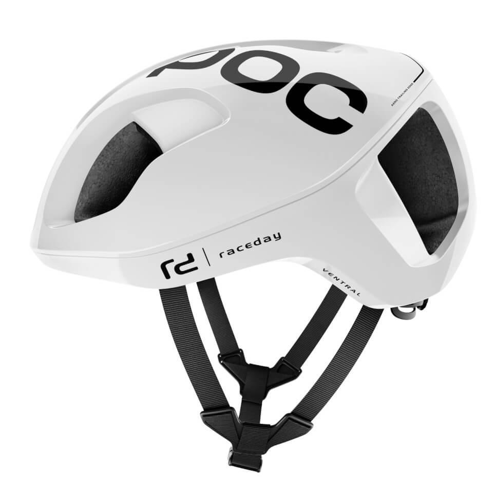 POC Ventral SPIN Helmet Raceday Edition - Hydrogen White - M/54-59cm - Hydrogen White