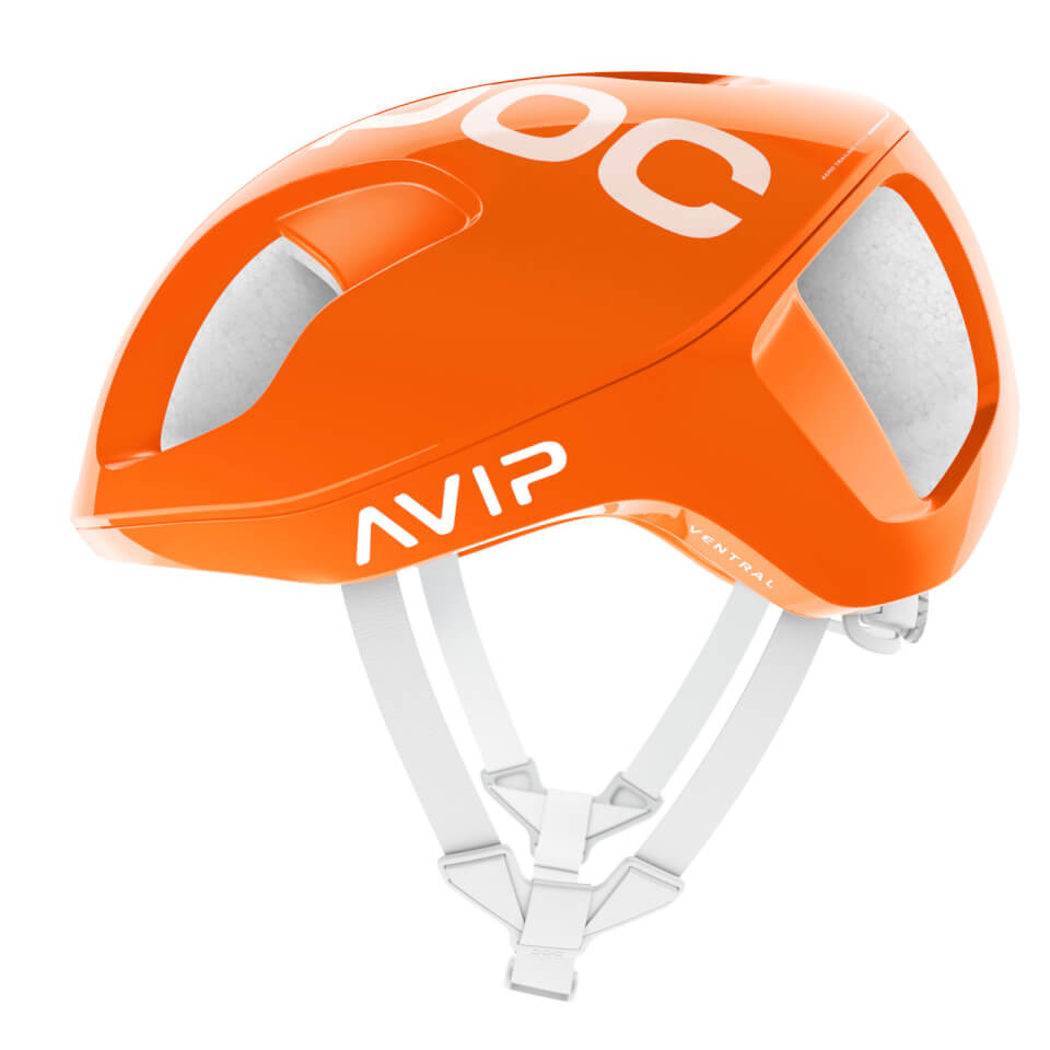 POC Ventral SPIN AVIP Helmet - Zink Orange - S/50-56cm - Zink Orange AVIP