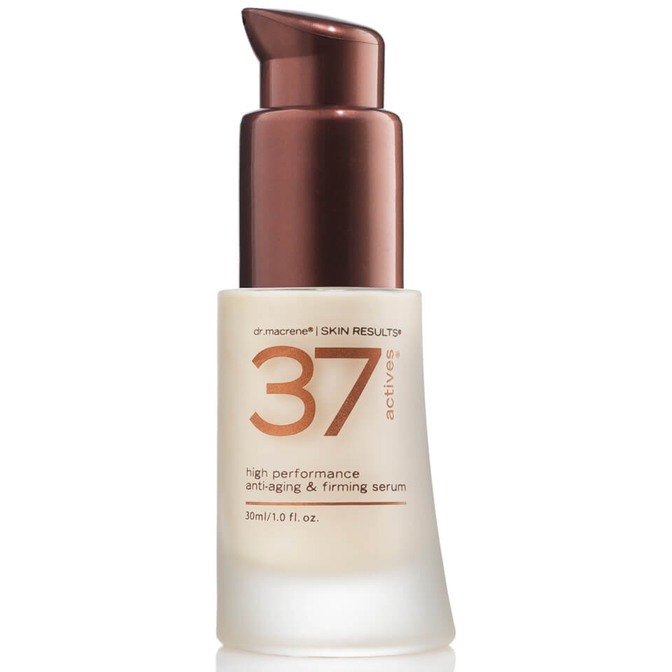 Image of 37 Actives High Performance AntiAging and Firming Serum 1oz Worth 175