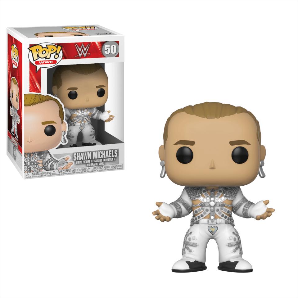 Nützlichfanartikel - WWE Shawn Michaels Pop! Vinyl Figur - Onlineshop Sowas Will Ich Auch
