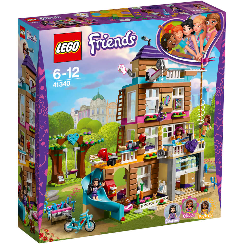 LEGO Friends: Friendship House (41340)