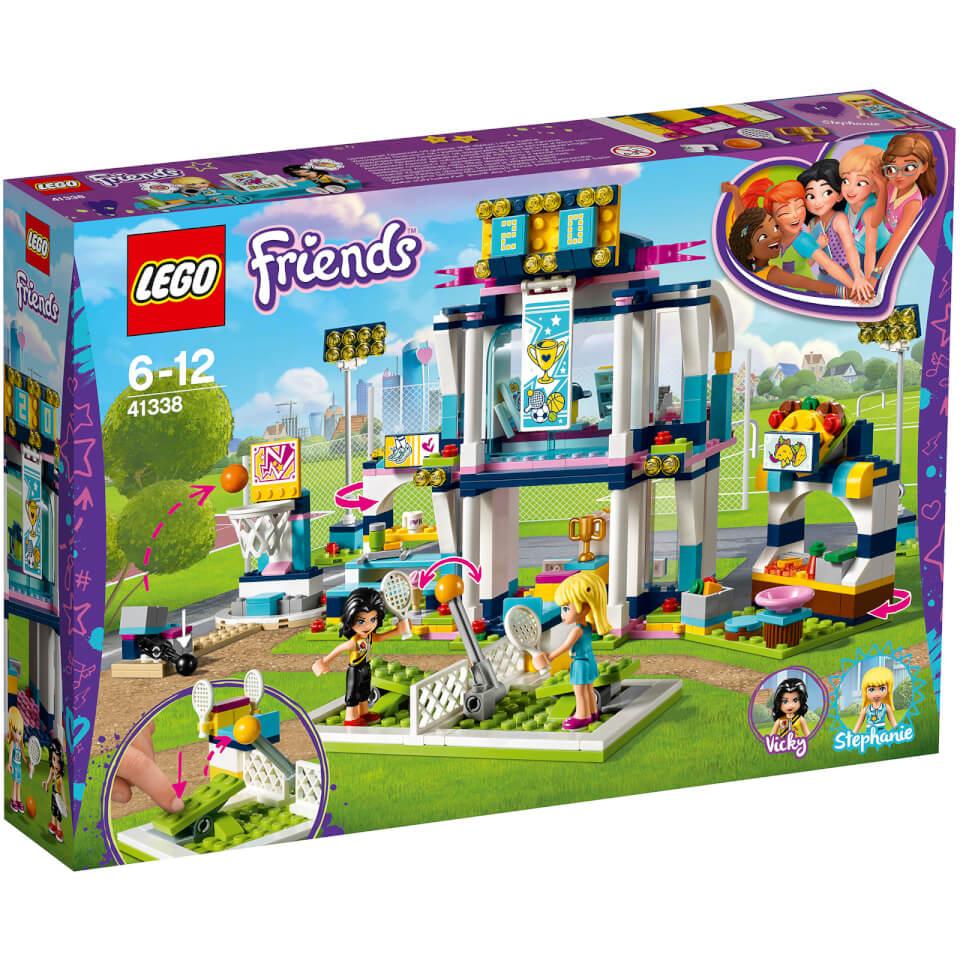 LEGO Friends: Polideportivo de Stephanie (41338)