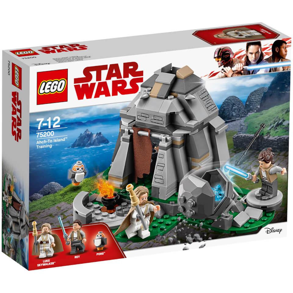 LEGO Star Wars - Entrenamiento en Ahch-To Island - 75200