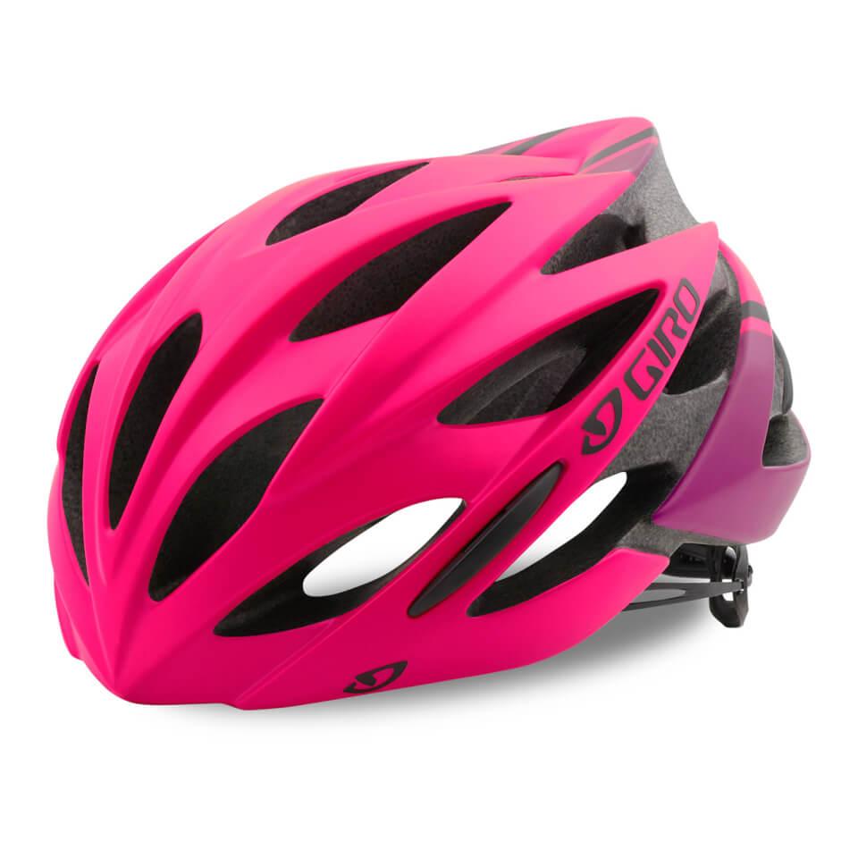 Giro Sonnet Women's Road Helmet - 2018 - S/51-55cm - Matt Bright Pink