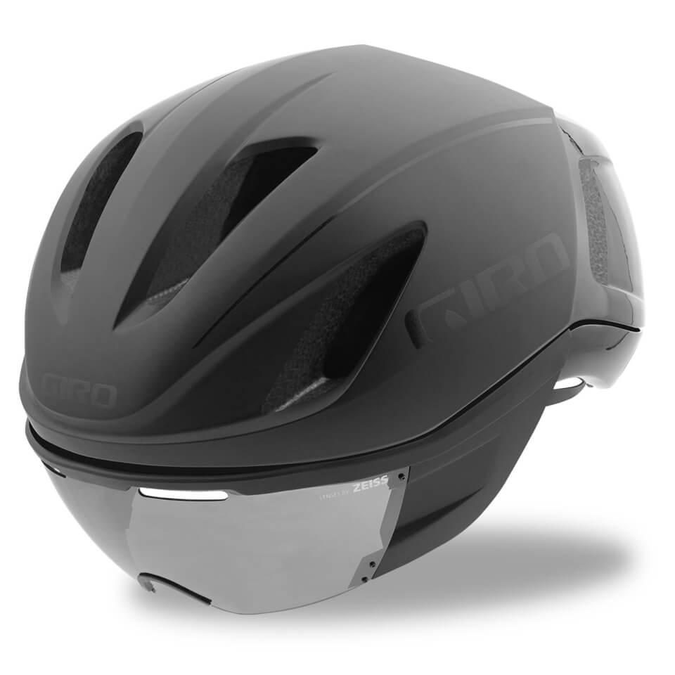 Giro Vanquish MIPS Road Helmet - 2019 - M/55-59cm - Matt Black/Gloss Black
