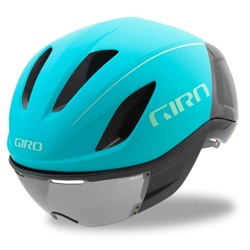 Giro Vanquish MIPS Road Helmet - 2019 - S/51-55cm - Matt Blue/Midnight