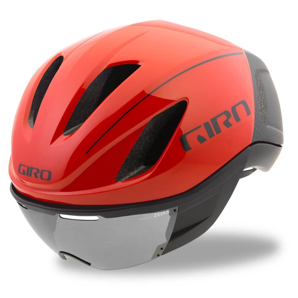 Giro Vanquish MIPS Road Helmet - 2019 - M/55-59cm - Matt Bright Red