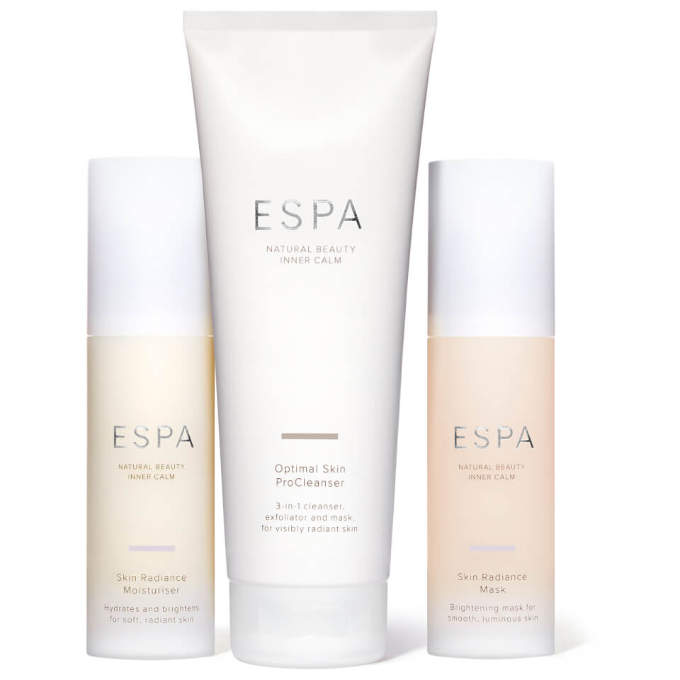 ESPA Brightening Collection Exclusive (Worth £115.00)