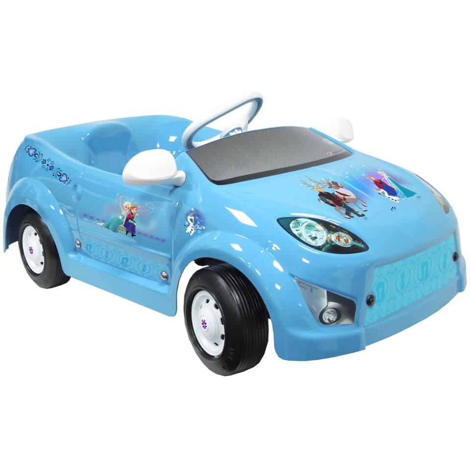 Disney Frozen 2016 Pedal Power Car - Light Blue