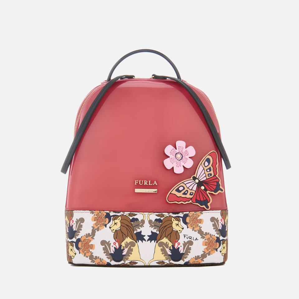 Furla Women S Candy Fantasy Small Backpack Fuschia