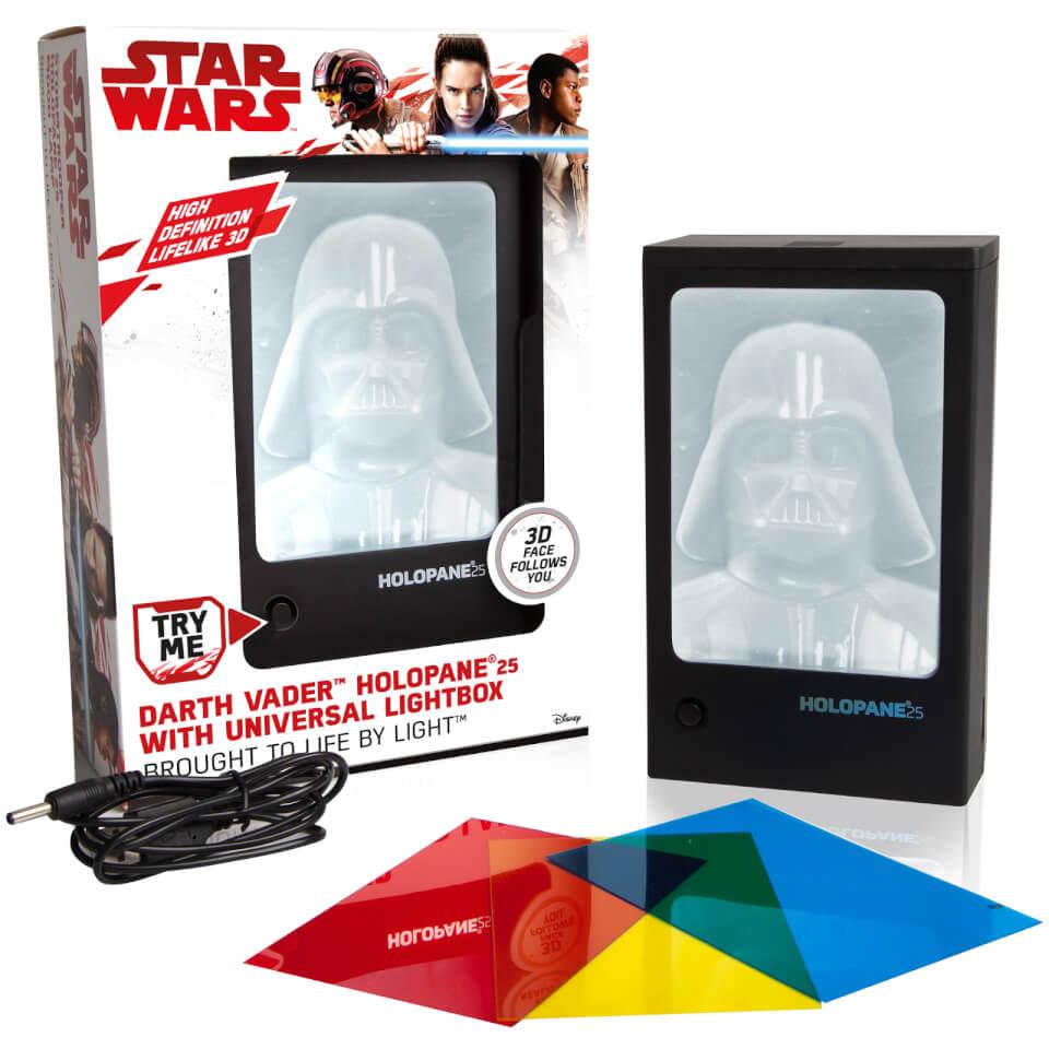 Star Wars Holopane Light Box - Darth Vader