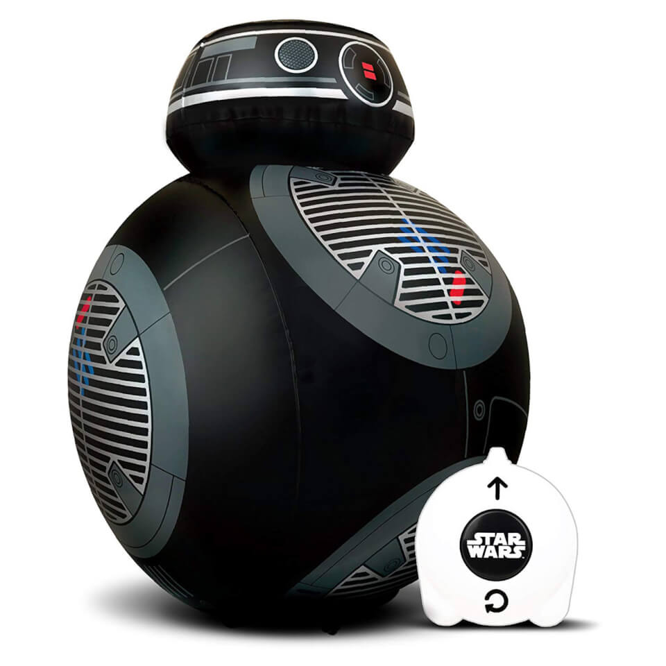 Star Wars Radio Control Inflatable Jumbo Droid BB-9E