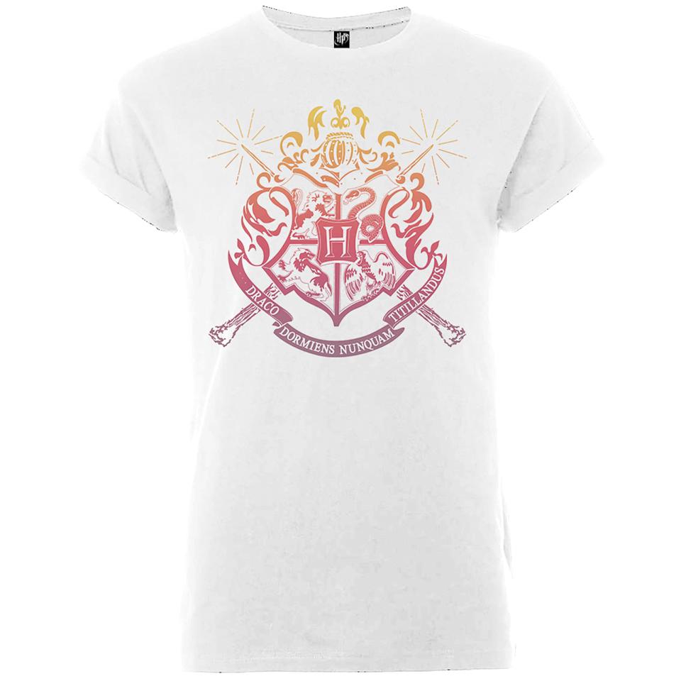 Harry Potter Draco Dormiens Nunquam Titillandus Men's White T-Shirt - L - White