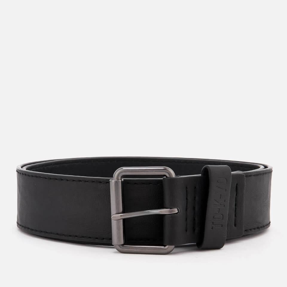 Cinturón Tokyo Laundry Artesia - Hombre - Negro - XXL - Negro
