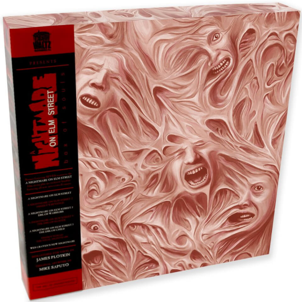 Box of Souls - A Nightmare on Elm Street Collection (Death Waltz)
