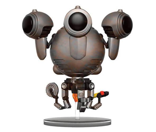 Fallout 4 Battle Codsworth EXC Pop! Vinyl Figure