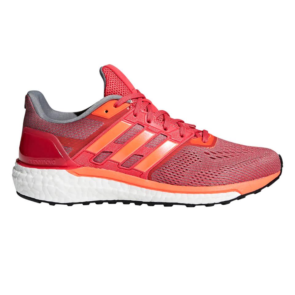 adidas Supernova Løbesko Herrer blå/sort   Running shoes