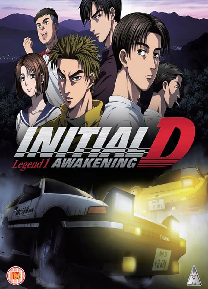 Initial D Legend 1: Awakening