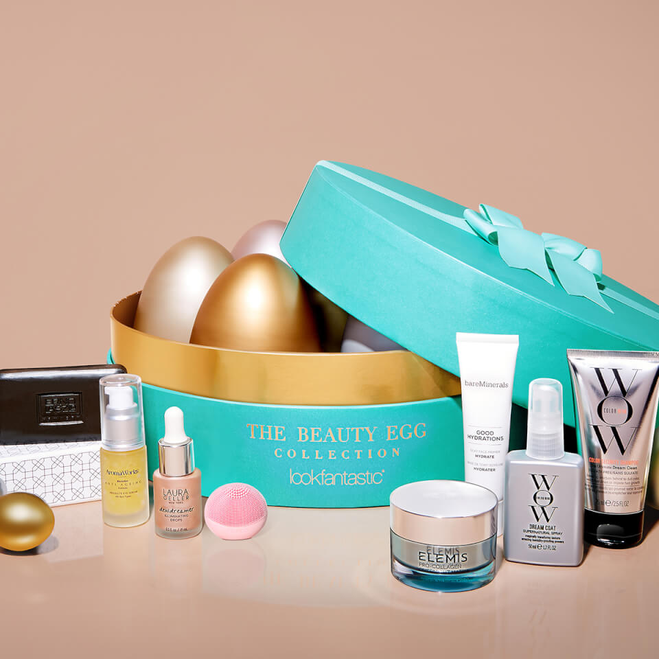 659bc857de7 lookfantastic The Beauty Egg Collection 2019 (Worth £249) | Free Shipping |  Lookfantastic