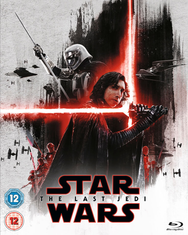 Star Wars The Last Jedi With Limited Edition The First