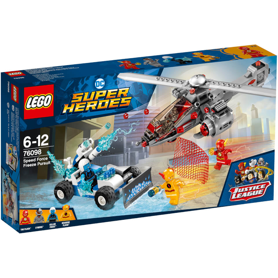 LEGO Superheroes Superman and Krypto Team Up (76096)