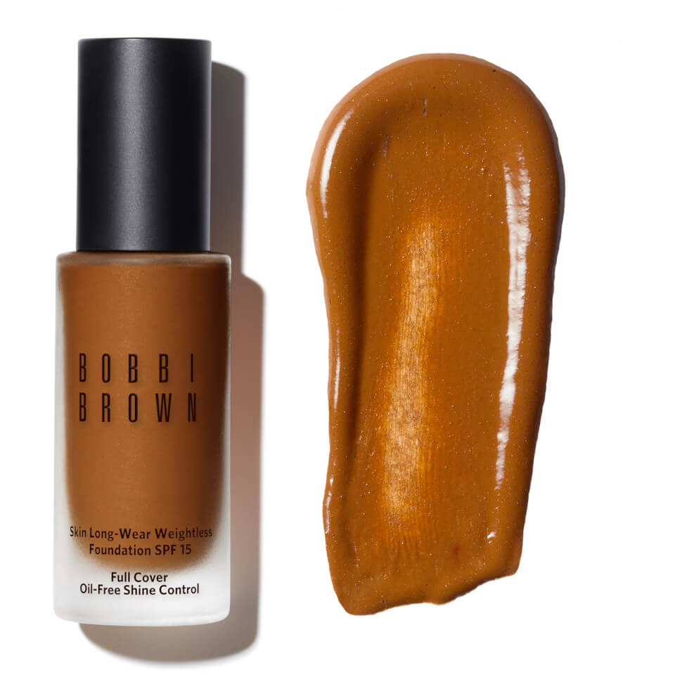 Bobbi Brown Foundation Warm Almond Foundation