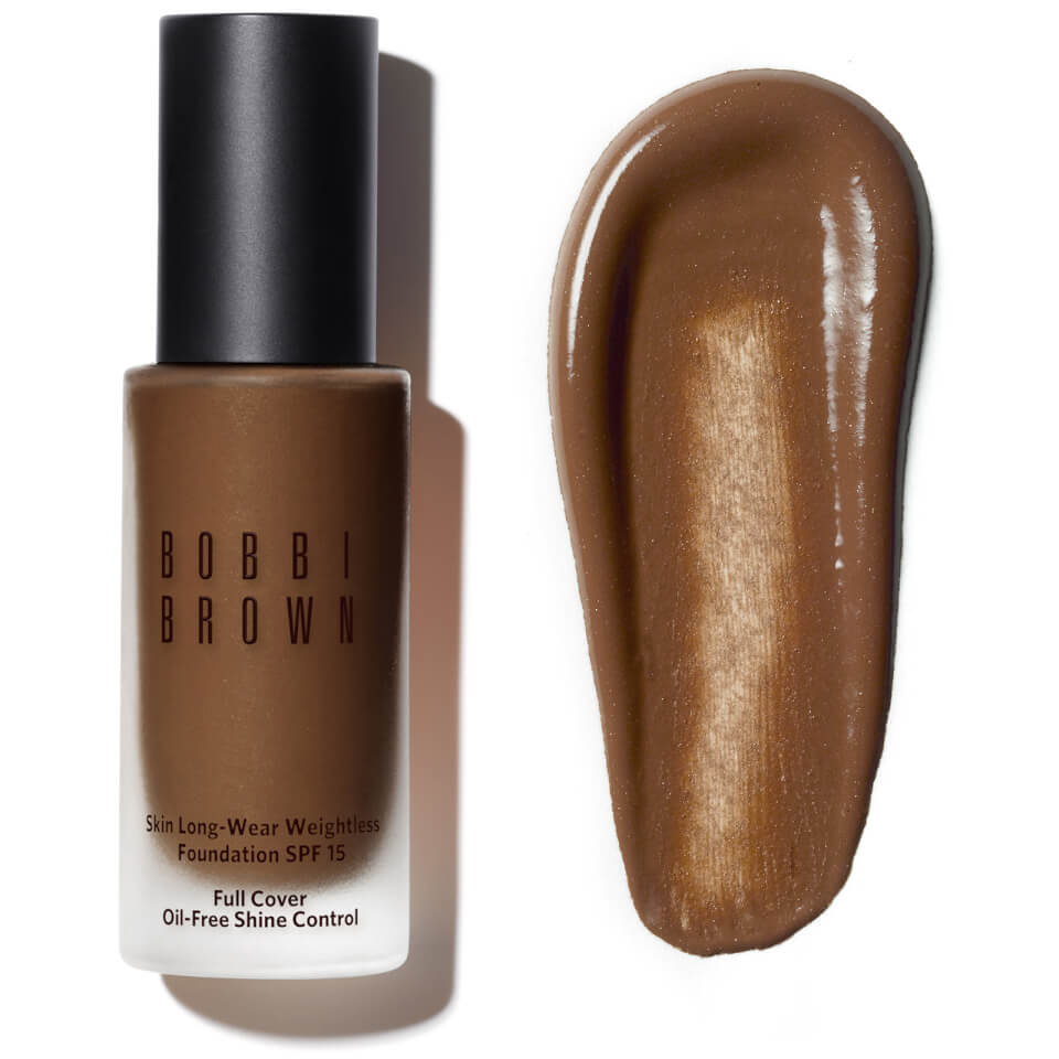 Bobbi Brown Foundation Warm Walnut Foundation