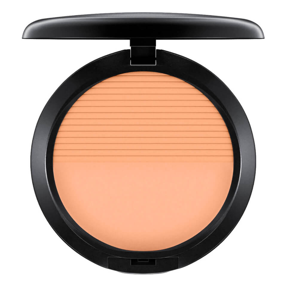 MAC Puder Medium Dark Puder