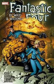 Fantastic Four by Waid & Wieringo Ultimate Collection Book 4 (Marvel Paperback)