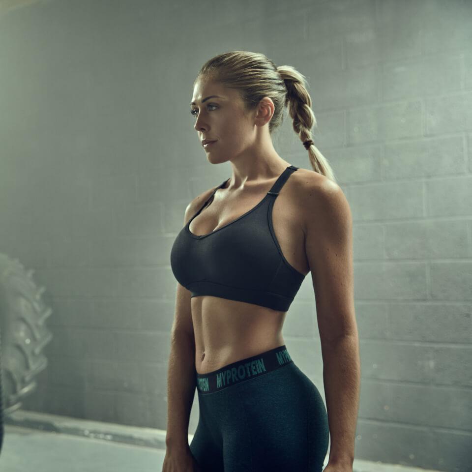 Compra el Look de Justine Gallice - M - Black Leggings - L
