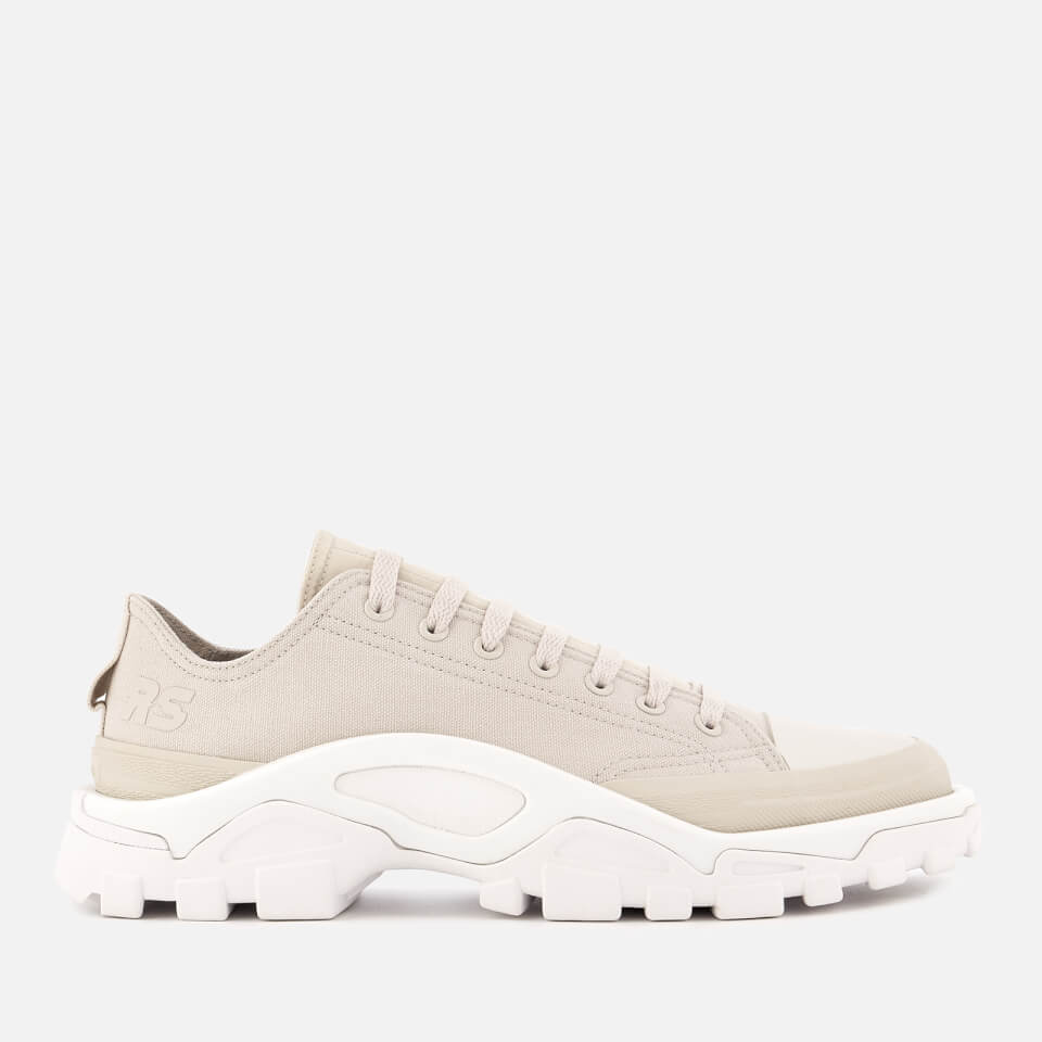 new product 4164b 571cf adidas by Raf Simons Mens Detroit Runner Trainers - Talc S16FTW W - Free  UK Delivery over £50